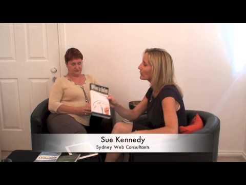 Online Marketing Books by Sue Kennedy