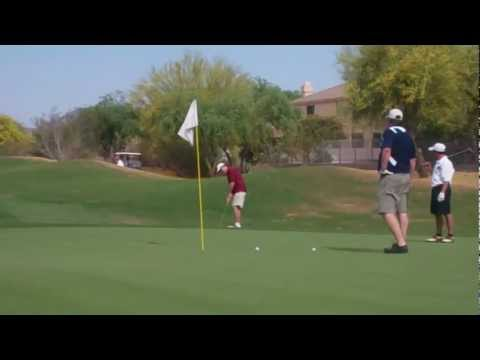 HRM's Annual Golf Tournament 2012 was held at the J.W. Marriott Desert Ridge Resort and Spa in Phoenix