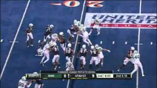 Noah Keller vs Utah State 2011 vs  (2011)