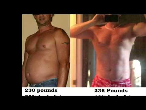 FAT TO FIT – P90X transformation success story