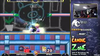 AZHP | K9sbruce vs HF Neon WF