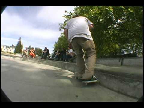 skateboarding... Bob Anderson