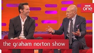 Video Patrick Stewart on not being circumcised - The Graham Norton Show 2017: Preview - BBC One MP3, 3GP, MP4, WEBM, AVI, FLV Oktober 2018