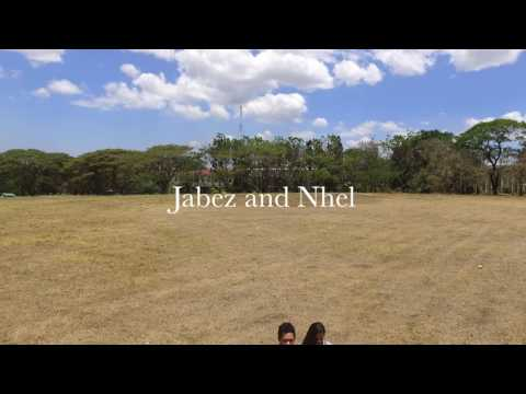 Jabez and Nhel Drone Shot