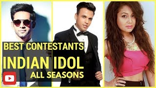Nonton Top 10 Indian Idol Contestants | All Seasons 2016 Film Subtitle Indonesia Streaming Movie Download