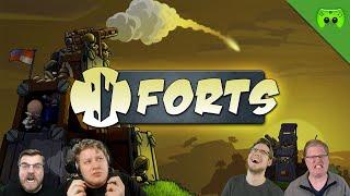 Brammen und Chris vs Sep und Piet • Forts #4