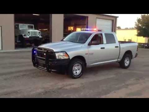 Stafford County S.O. 2013 Ram Truck Police Package