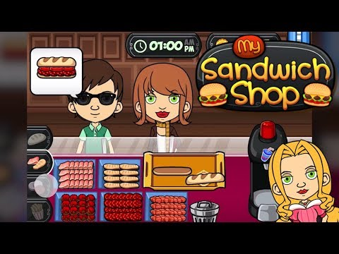 Video of My Sandwich Shop - Food Store