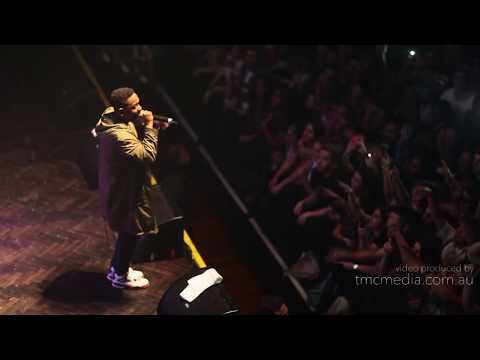 Kendrick Lamar - Backseat Freestyle (Live Performance)