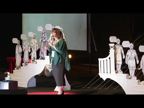 How I Used Comics To Document Egyptian Heritage | Mona Marie | TEDxGUC