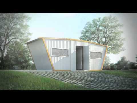 BAUHU Cubes – NEST animation
