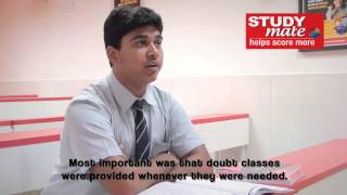 Student Speak – Vibhu Goel