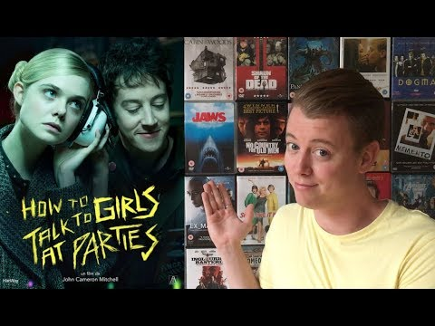 How to Talk to Girls at Parties - Film Review (London Film Festival 2017) [No Spoilers]