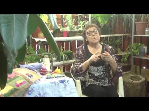 Mercedes Aguilera nos entregó su testimonio del desarrollo de las mujeres a lo largo de la historia de Huechuraba y a la arpillera como una forma de expresión social. Los invitamos a ver y