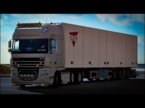 DAF XF Open Pipe Sound v7.0