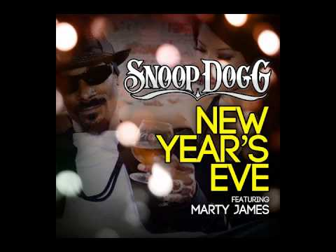 Snoop Dogg ft. Marty James - New Year's Eve [W/ Download Link]