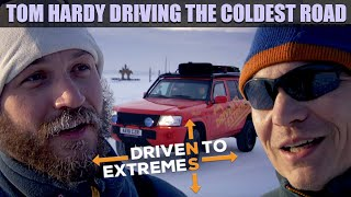 Tom Hardy & Mika Salo drive to the coldest place on EARTH | Driven To Extremes the FULL Episodes by Fifth Gear