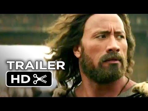 Hercules Official Trailer #1 (2014) – Dwayne Johnson, Ian McShane Movie HD