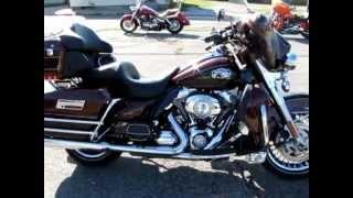 3. 2009 Harley Davidson FLHTCU #1262 $14900