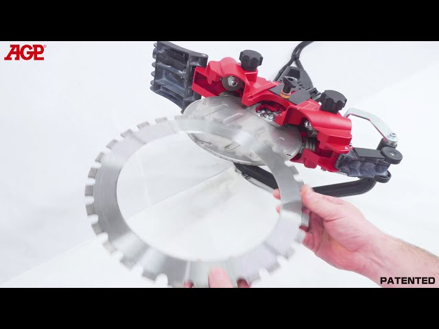 AGP R13 Ring Saw - Introduction