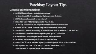 Video Intro to Patchbays MP3, 3GP, MP4, WEBM, AVI, FLV September 2018