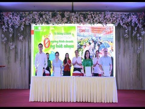 Doanh nghiệp trên địa bàn Hà Nôi chung tay hành động chống rác thải nhựa