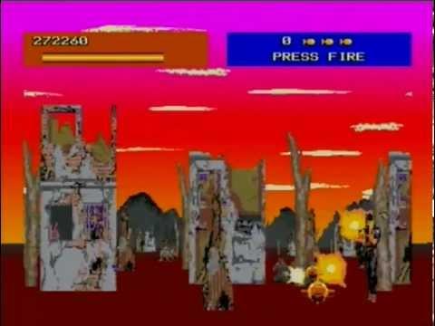 Line Of Fire Amiga