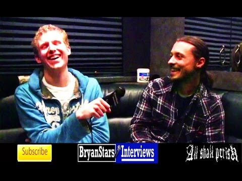All Shall Perish Interview MUST SEE 2013