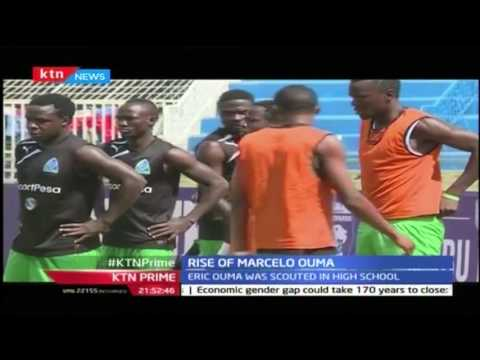 KTN Prime: Rise of Eric Marcelo Ouma since joining Gor Mahia, 26/10/16