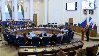 В правительстве региона обсудили профилактику правонарушений среди несовершеннолетних