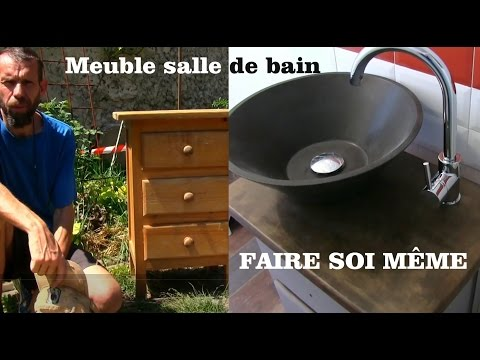 Search result youtube video comment fabriquer un meuble - Faire sa salle de bain soi meme ...
