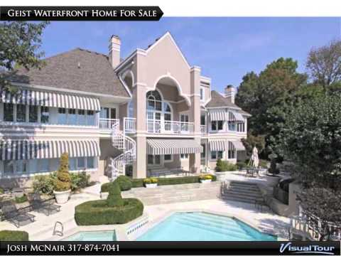 Geist Mansions – Million Dollar Mansions Luxury Waterfront Homes For Sale Indianapolis Indiana