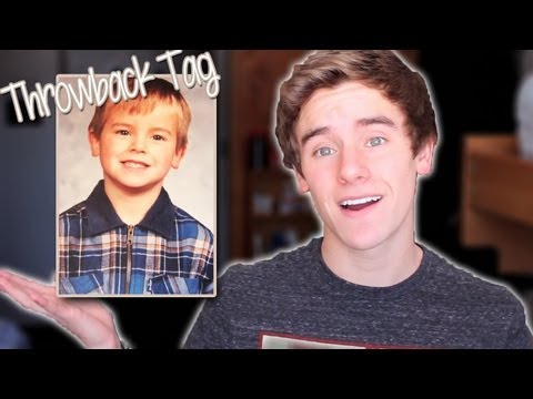 Throwback Tag! | Connor Franta