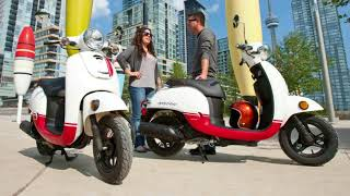2. WOW!!! Comparison 2018 Scooter Specifications-2018 Honda Metropolitan VS 2018 Yamaha Vino Classic