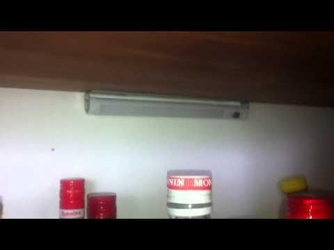 LED Schrankbeleuchtung mit Bewegungsmelder - Nachrüstsatz - Review