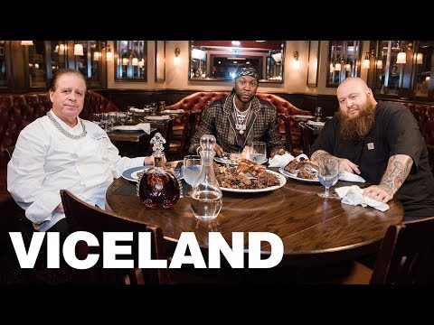 2 Chainz, Action Bronson, and Wagyu Beef