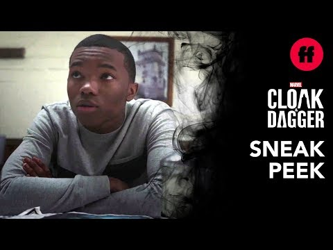 Marvel's Cloak & Dagger Season 2, Episode 9 | Sneak Peek: Ty & Solomon Talk About Luke Cage