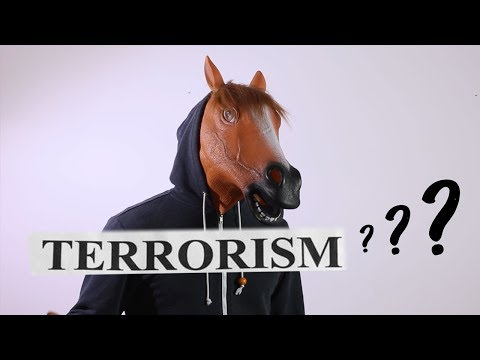 What is the definition of Terrorism? // Ask The Horse Show (видео)