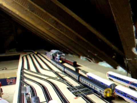 Bermondsey Spa - Model Railway