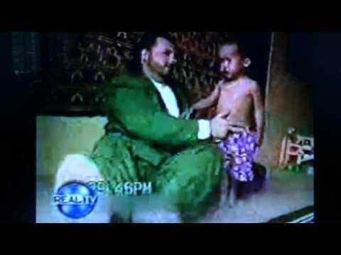 Genius Baby on Real TV World WIde News! (видео)