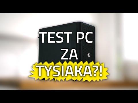 Komputer do gier za 1000 PLN? TEST PC na każdą kieszeń! 👍
