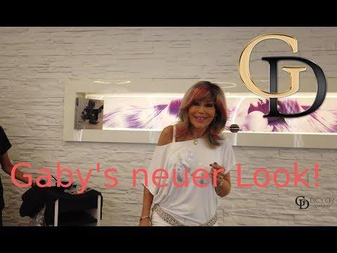 Gaby's neuer Look