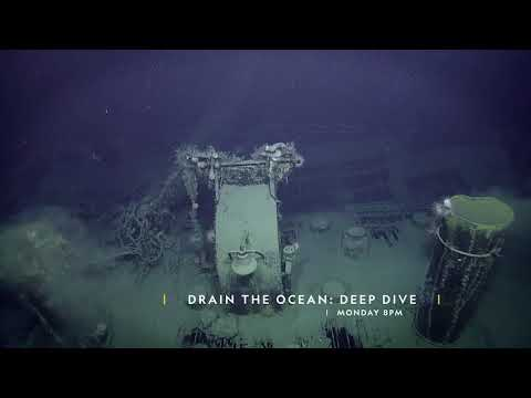 Drain the Ocean: Deep Dive Launch Promo April 2019