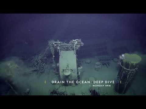 Drain the Ocean: Deep Dive Launch Promo April 2019