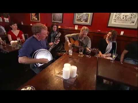Still from the TG4 Performance: Instrumental Selection at the Plough and Stars video