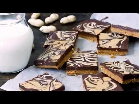 חלומי: מתכון לעוגת שוקולד וחמאת בוטנים ללא אפייה