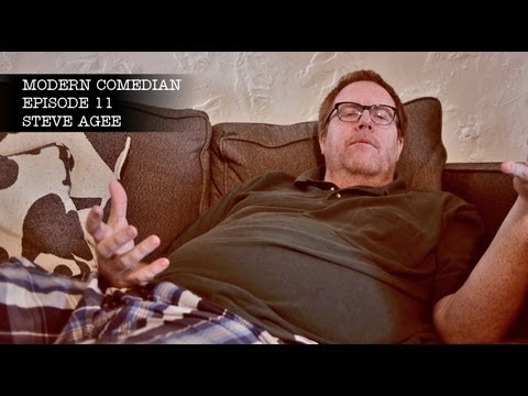 Modern Comedian - Episode 11 - Steve Agee &quot;Voice&quot;