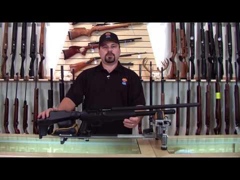 0 PCP винтовка FX Gladiator Mk II. Внешний вид