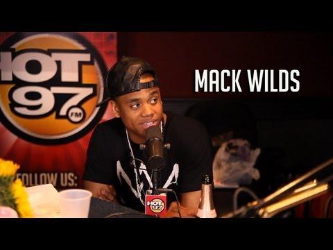 MACK WILDS ANGIE MARTINEZ INTERVIEW!