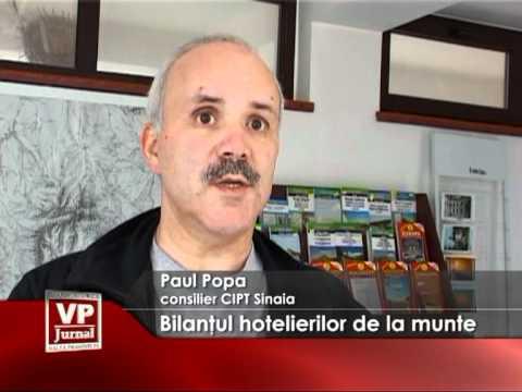 Bilanţul hotelierilor de la munte